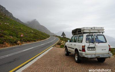 Der Afrika-Trip geht los