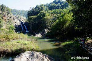 Matenga Wasserfälle