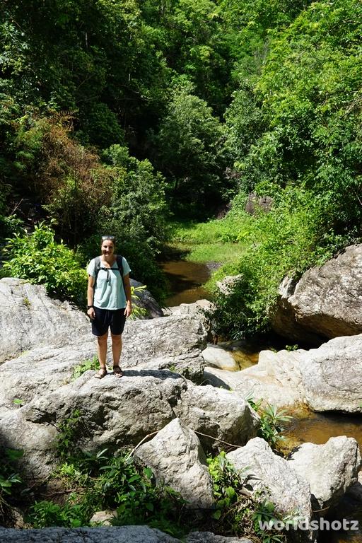 Wasserfall Huay Kaew