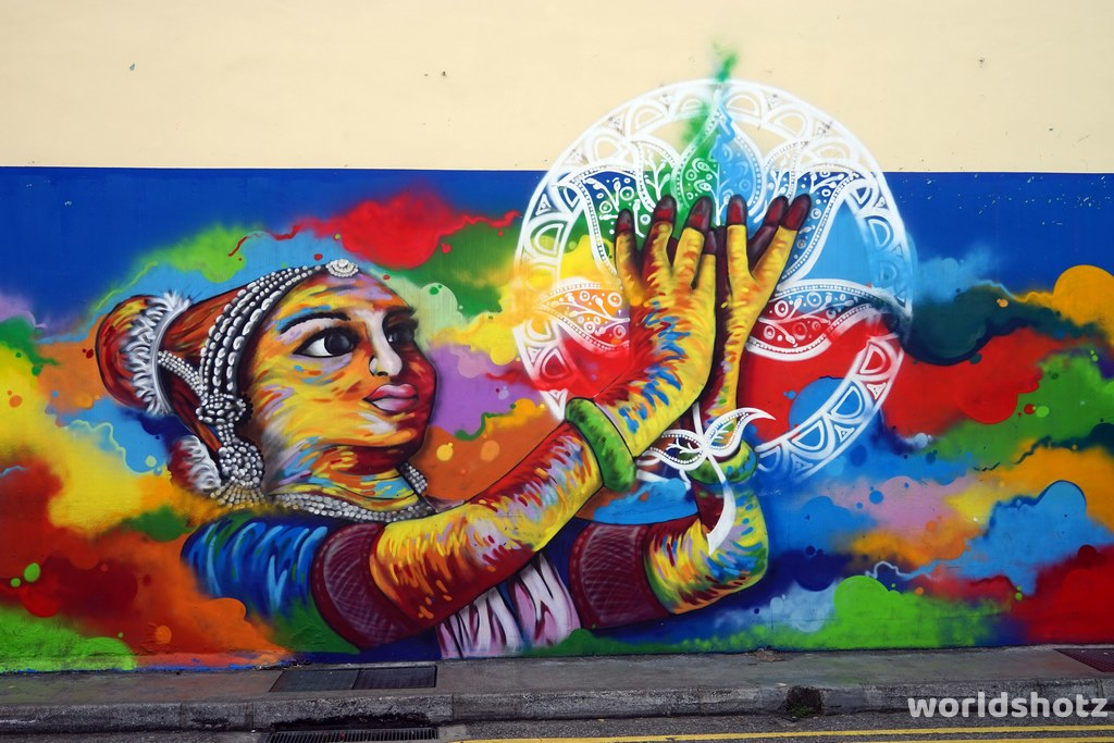 Kunst in Little India