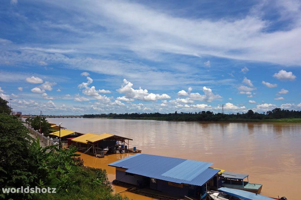 Kelantan-Fluß