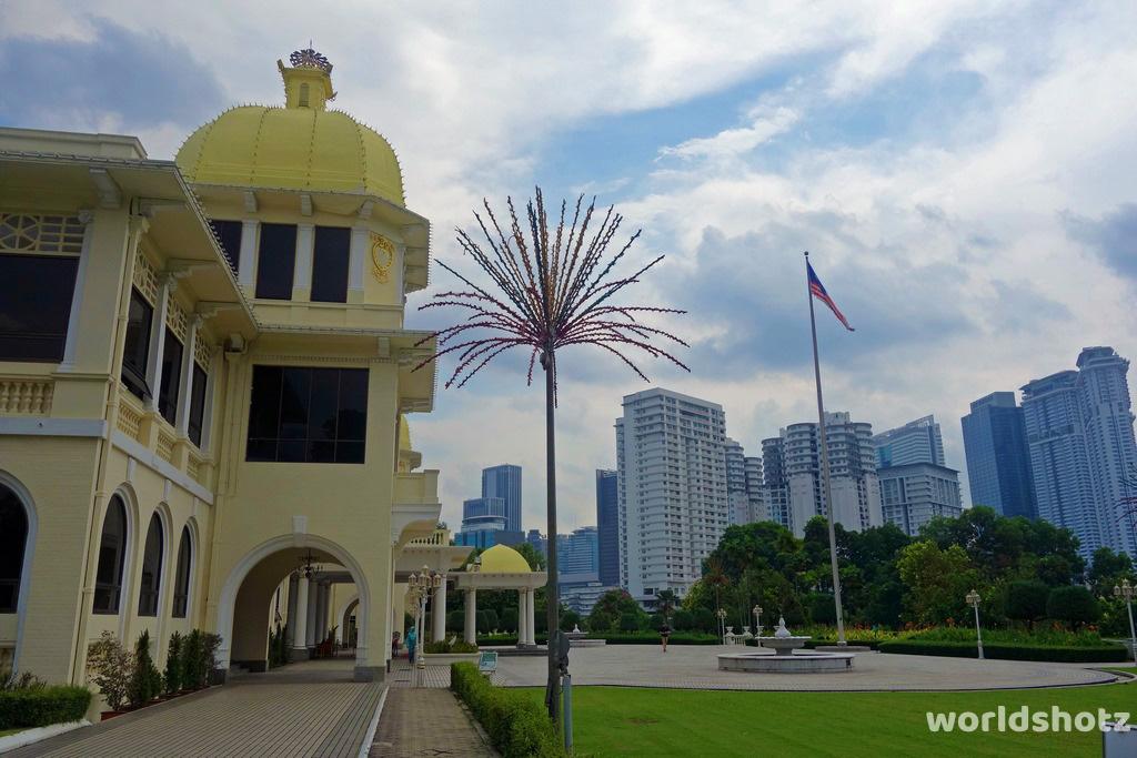 Königliche Residenz (Istana Negara)
