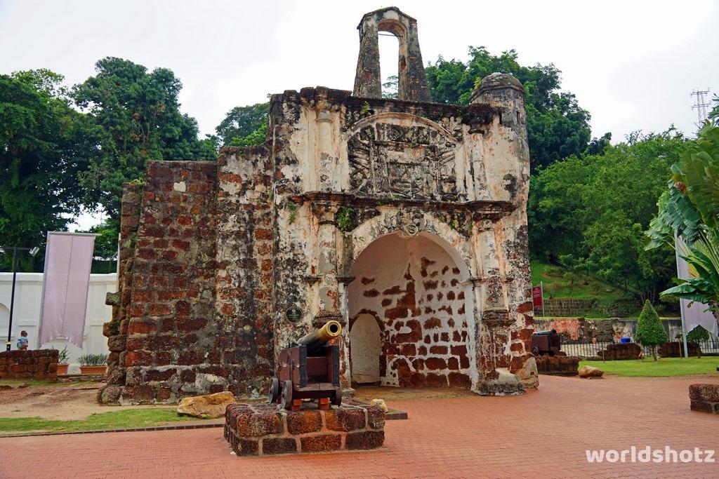Festung A Famosa
